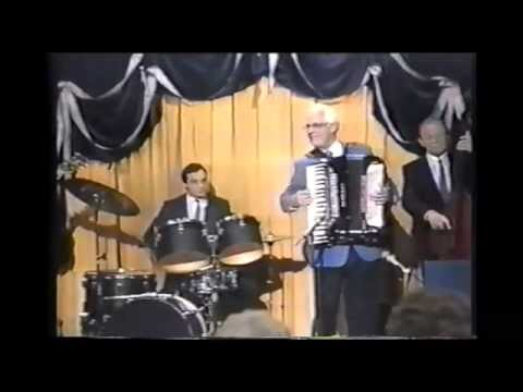 "Walter Eriksson / accordion (Dragspel) plays ""Afton På Solvik "" by Andrew Walter"