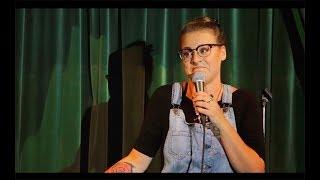 Elinor Svensson på Släng Dig i Brunnen 2018 - Veganer