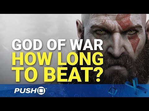 God of War PS4: How Long Does It Take to Beat? | PlayStation 4