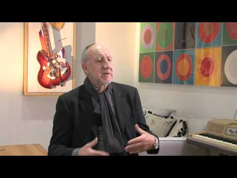 Pete Townshend speaks about Bob Dylan and Amnesty International
