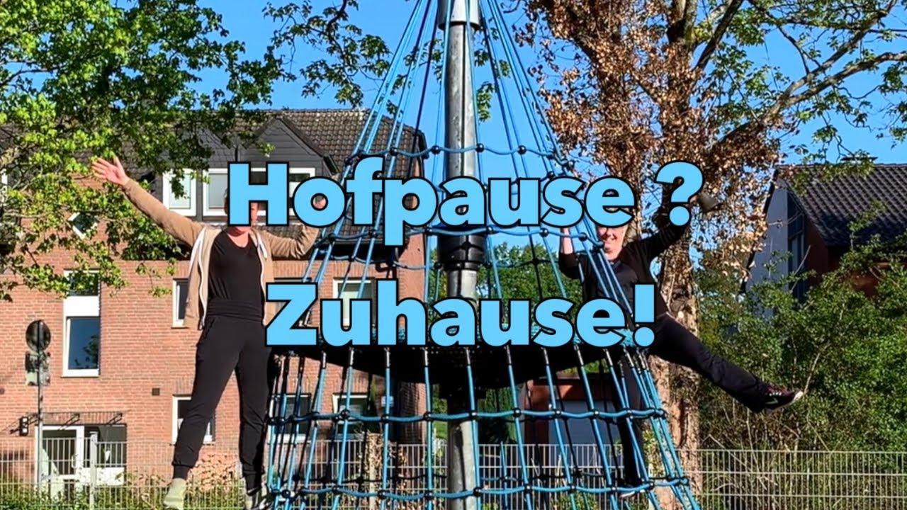Hofpause Zuhause - Bewegungsideen für die Grundschule