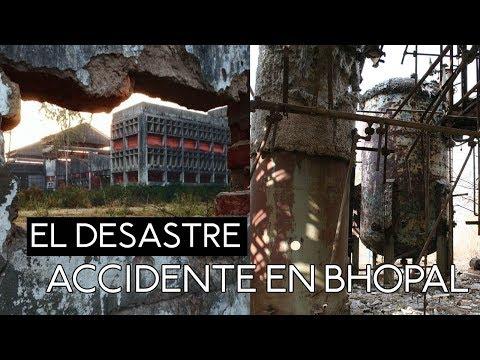 EL DESASTRE: Accidente En BHOPAL India