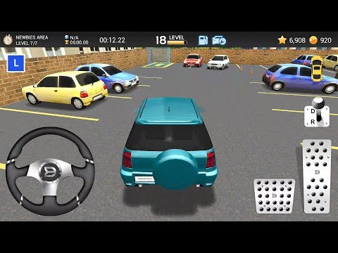 Car Parking Game 3D #28 - Android IOS gameplay