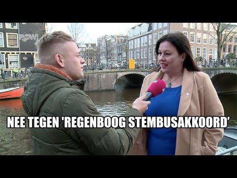 FvD zegt nee tegen 'regenboog stembusakkoord'