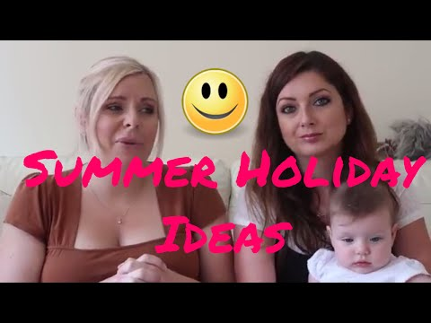 Cheap Summer Holiday Ideas for Families | Entertain Your Children | Annalise & Mel Mummy Mayhem