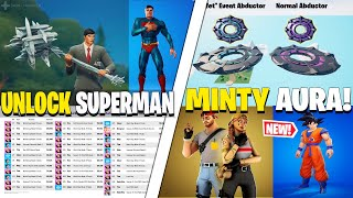 How to Unlock Superman! | Minty Aura & Guild Skins! 17.21 Update Tuesday, Live EVENT Leaks & MORE!