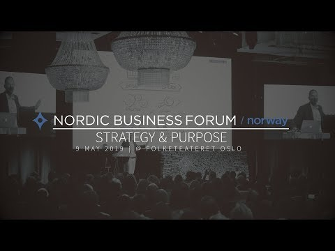 Nordic Business Forum Norway 2019: Lineup announcement
