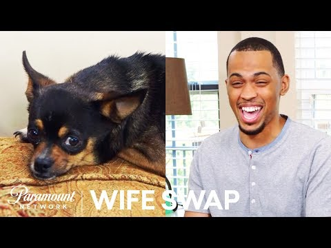 'I'm Laughing To Keep From Crying' | Wife Swap Official Sneak Peek