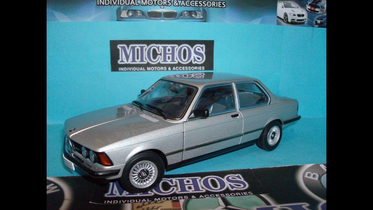rot E21 BMW 318i 1:18 KK-Scale />/>NEW/</< 1975