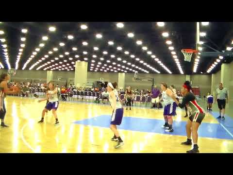 Morgan Darnell Ohio Lady Hoopsters 2020 PG