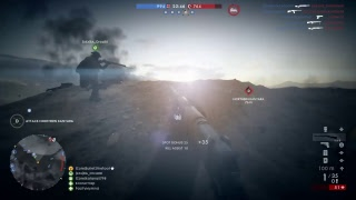 Battlefield 1 PS4 Live Max Rank 110 Level 50 Pilot