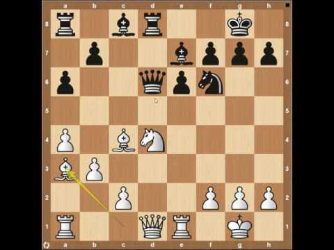 US Chess Championship 2017 Gata Kamsky vs Var Akobian Round 2