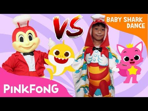baby-shark-dance-battle- -baby-shark-challenge- -jollibee-vs-timmie-play-time-baby-shark-remix