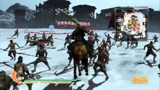 呂布討伐戦 Guan Yu's 6th weapon - Defeat Zhang Liao and Lu Lingqi w...