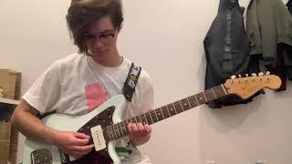 Boy Pablo - honey guitar cover