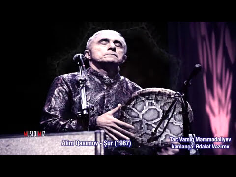 Alim Qasımov - Şur ( Muğam ) - 1987