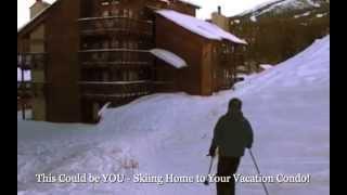 Ski-in, Ski-out 2 Bedroom Breckenridge Vacation Rental - Http://www.breckenridgerental.com/1659