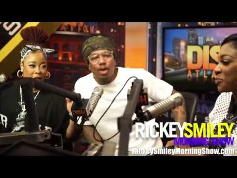 Nick Cannon Tried It With Da Brat!
