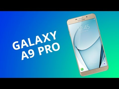 Samsung Galaxy A9 Pro [Análise / Review]