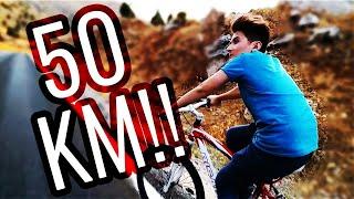 Bisikletlerle AVM 'ye Gitmek ! (50 KM !) Vlog #1