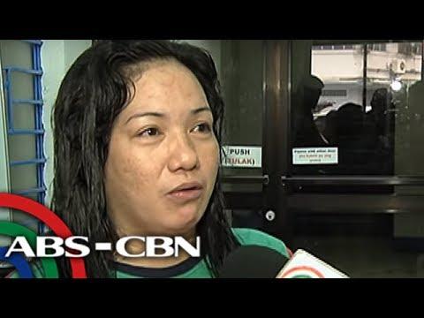 TV Patrol: Babaeng na-CCTV ang pag-snatch ng phone, dawit din sa droga