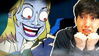 Reacting to The SCARIEST ANIMATIONS (YOU WILL SCREAM!)