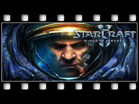 "StarCraft II: Wings of Liberty ""THE MOVIE"" [GERMAN/PC/1080p/60FPS]"