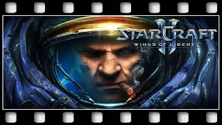 "StarCraft II: Wings of Liberty ""GAME MOVIE"" [GERMAN/PC/1080p/60FPS]"