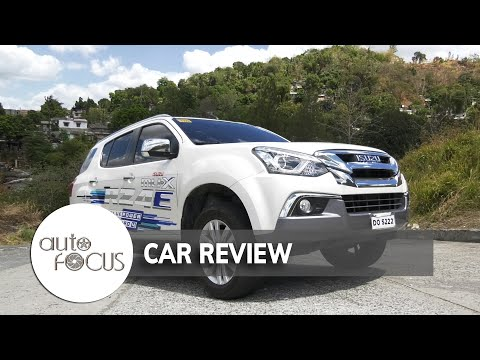 Auto Focus | Car Review: Isuzu Mu-X RZ4E 4X2 LS-A A/T Bluepower