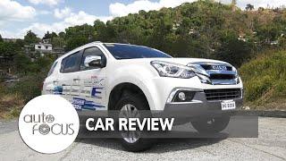 2018 Isuzu Mu-X RZ4E 4X2 LS-A A/T Bluepower | Car Review