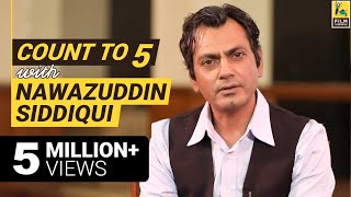 Nawazuddin Siddiqui On His Top 5 Scenes | Anupama Chopra | Film Companion