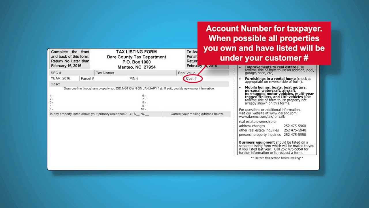 nc vehicle property tax look-up