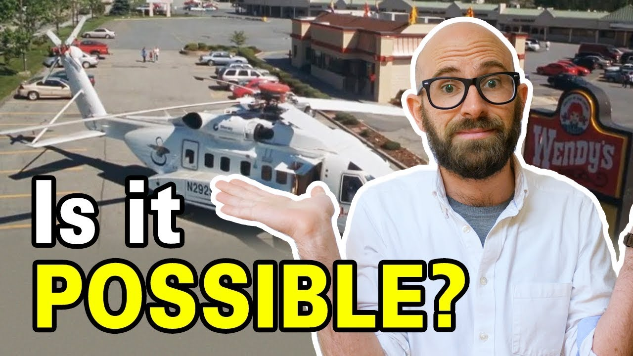 can-you-really-legally-land-a-helicopter-in-a-fast-food-parking-lot