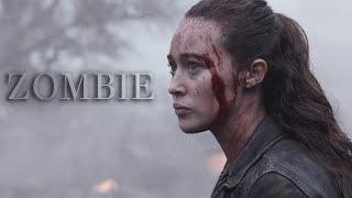Alicia Clark    Zombie