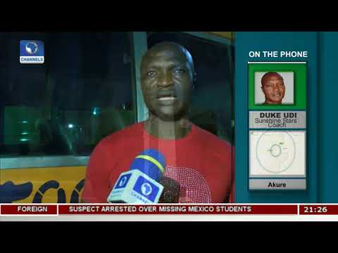 NPFL: Analysing Football Developments In Nigeria Pt.1 |Sports Tonight|
