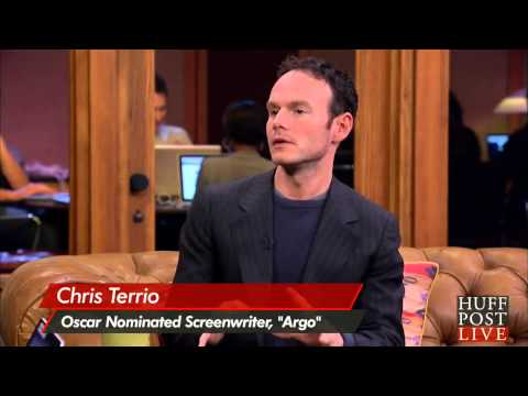 'Argo' Screenwriter Chris Terrio Talks About First Oscar Nomination