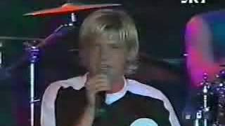 Nick Carter - 2003 - 2 -   I Stand For You - Acafest (Mexico)