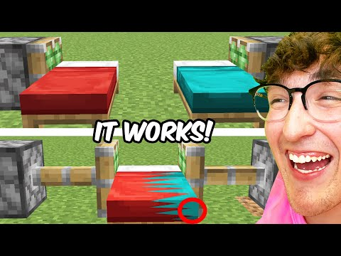 Testing Minecraft Hacks That ACTUALLY Work!