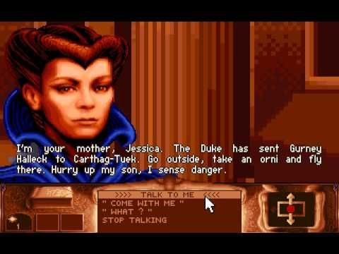 Remembrances of Games Past, Part #1 - Dune (PC) (1992) (Cryo)