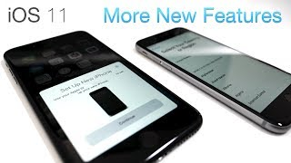 iOS 11 - More New Features Discovered