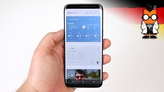 Samsung Galaxy S8 & S8+ Review – ausführlicher Test [German - Deutsch]