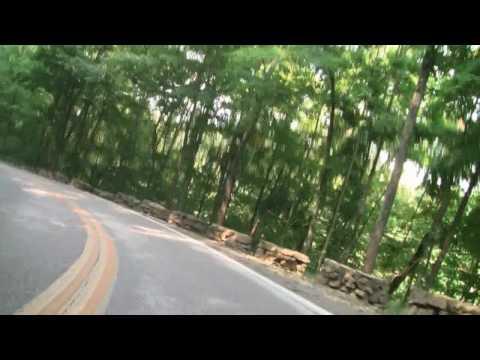 Bike Ride Down a Cury Hill