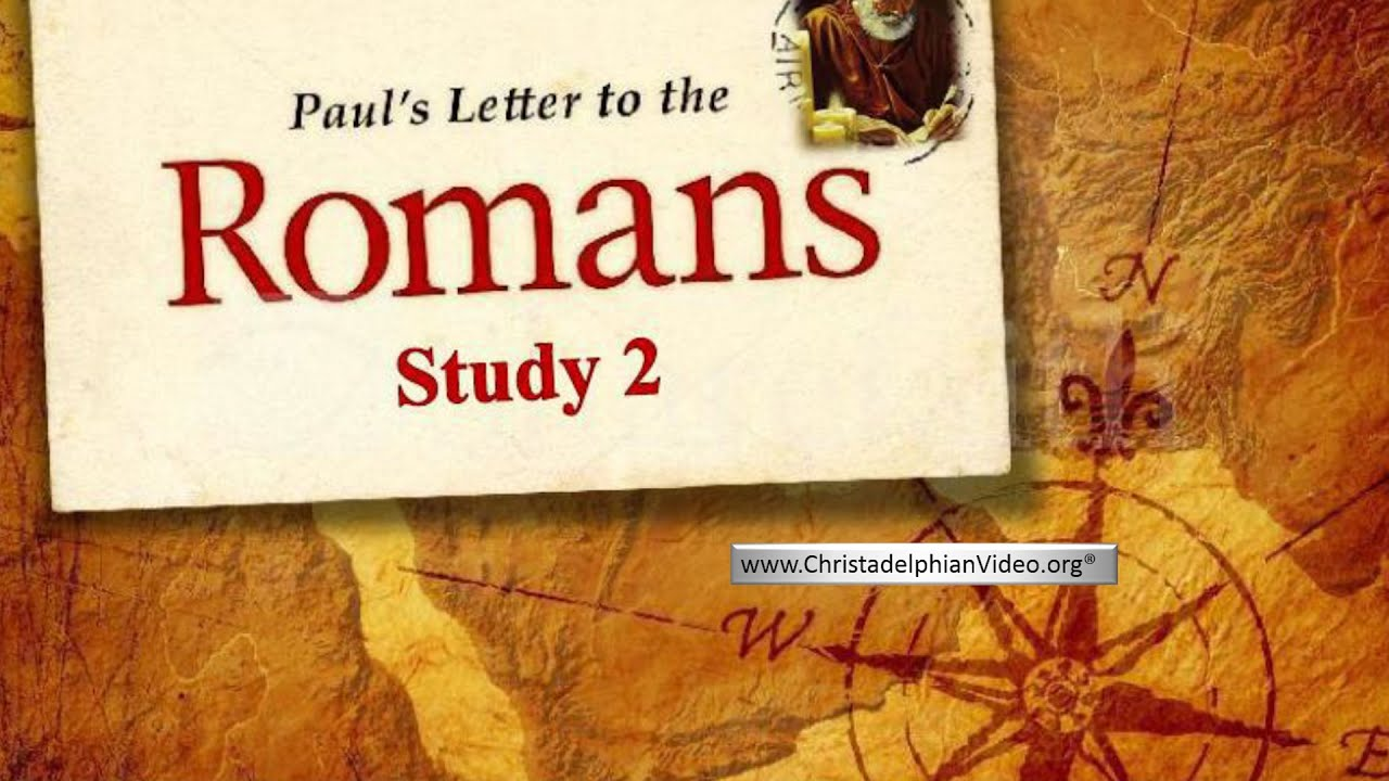the letter of paul to romans The letter of paul to romans romans is the longest and most theologically significant of the letters of paul it can be described as a tractate letter, one that is composed of a theological argument or series of arguments.