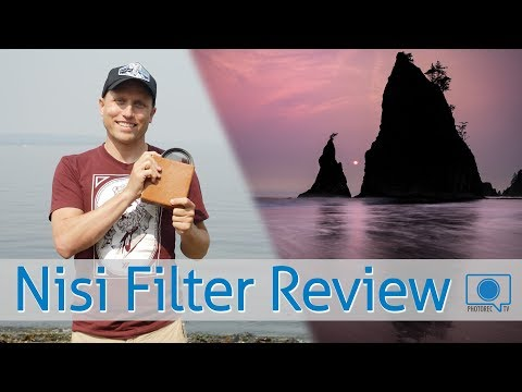 Can't Live Without: Nisi Filter System - Long Exposures & More