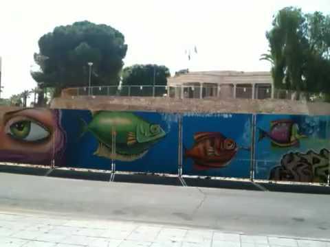Center of the Nicosia, Cyprus