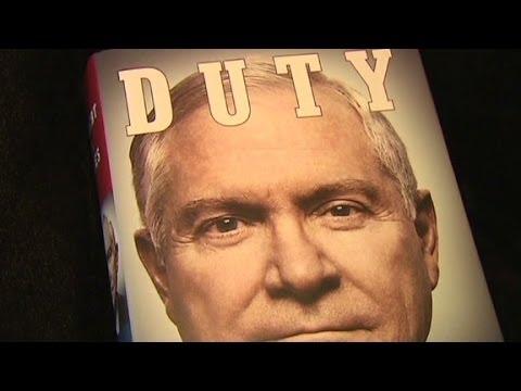 White House responds to Gates book