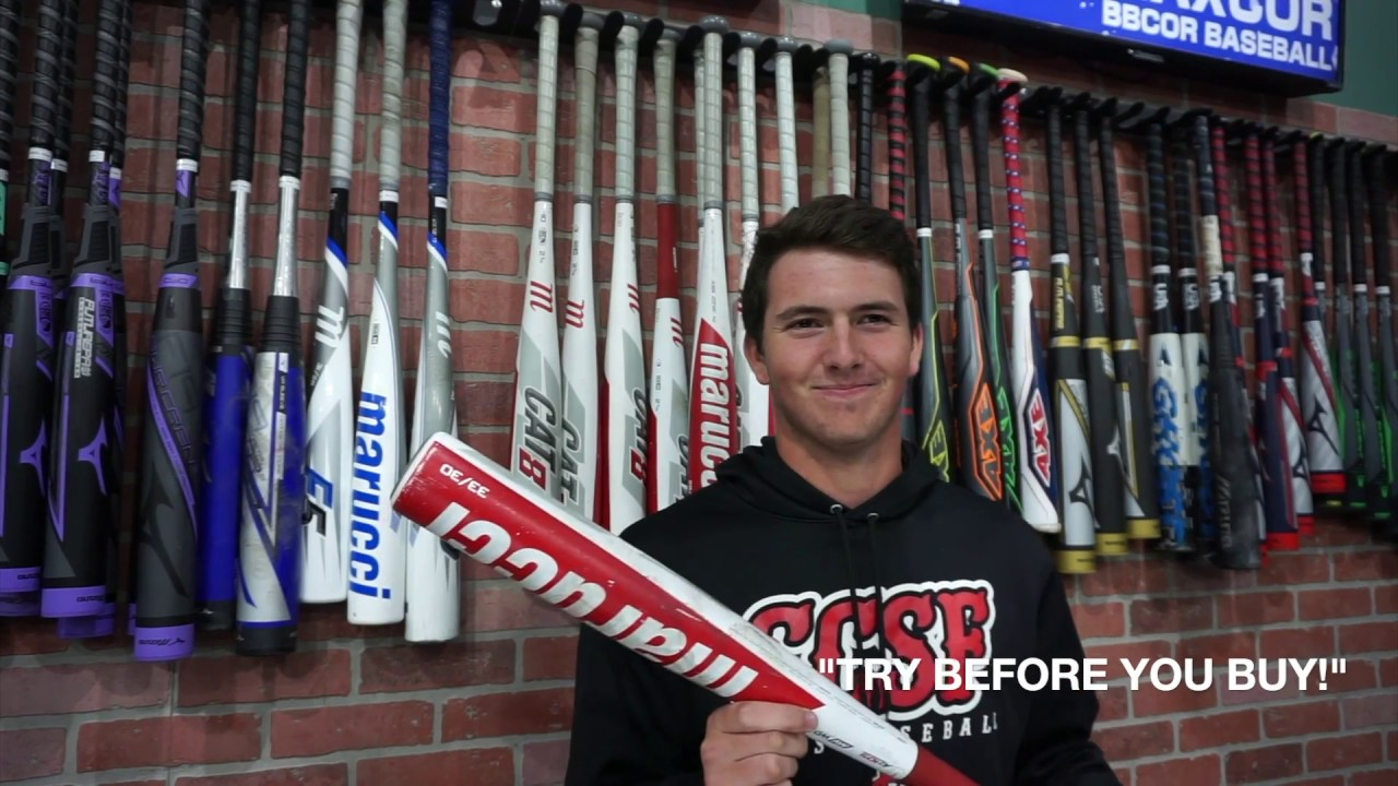 2019 Marucci Cat8 / BAT REVIEW at Future Pro Baseball Center