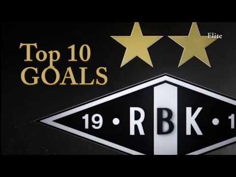 Rosenborg BK Top 10 Goals 2017