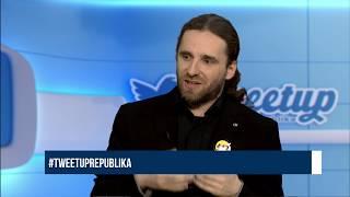 TWEETUPREPUBLIKA - DOBROMIR SOŚNIERZ (CZ. 1)