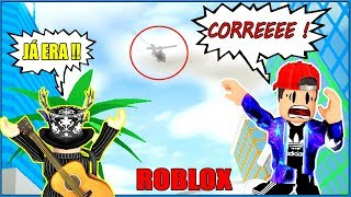 IF YOU SEE IT IN THE SKY OF MAD CITY RUN!! ROBLOX